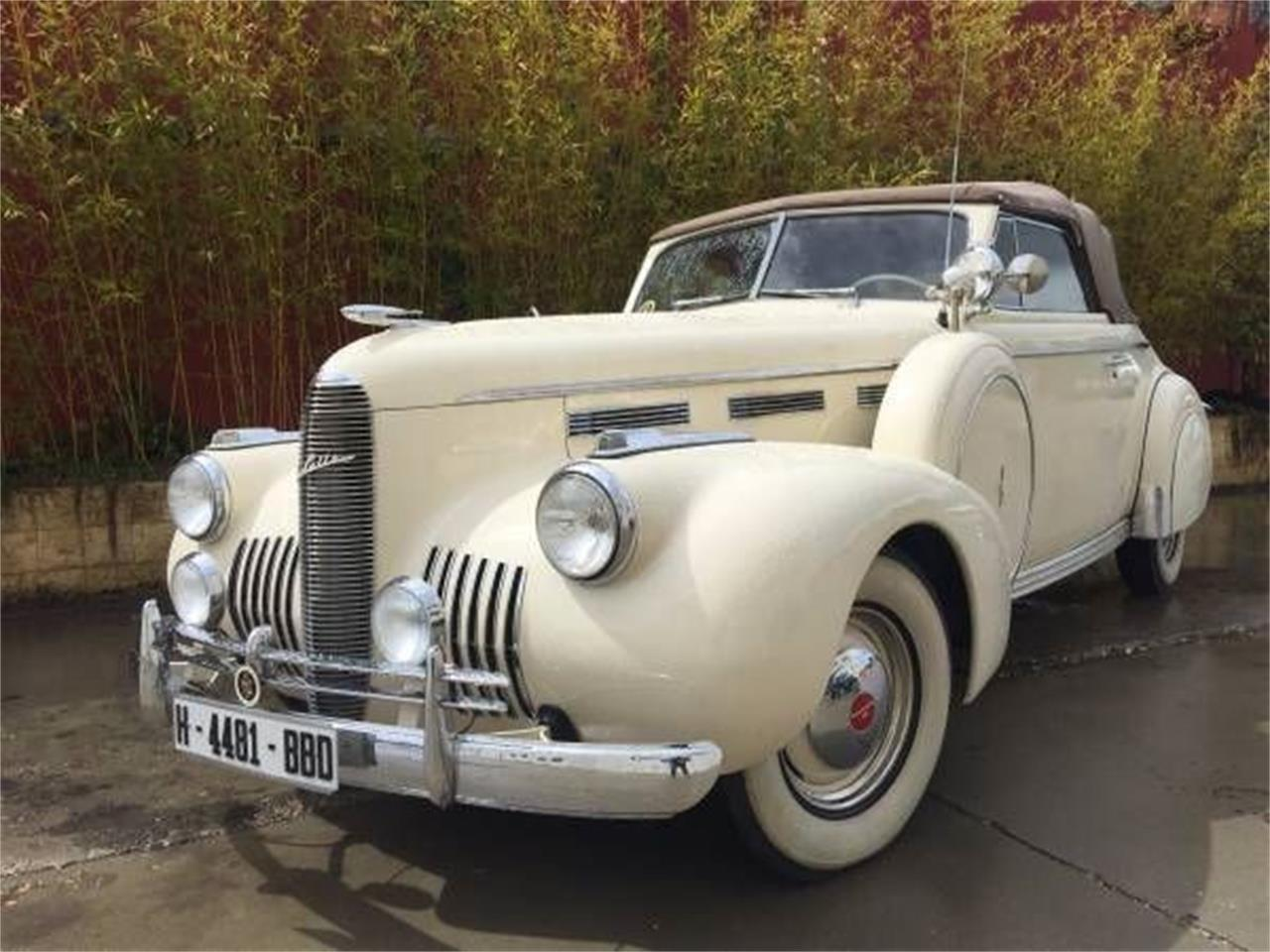 1940 Cadillac LaSalle for Sale | ClassicCars.com | CC-1116259