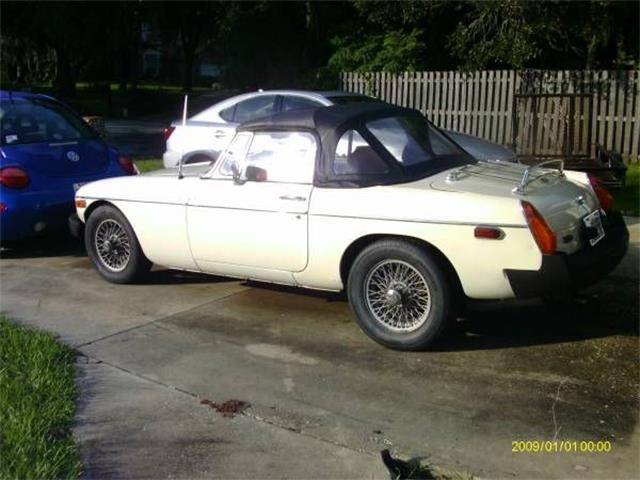 Picture of '78 MGB - NXBC