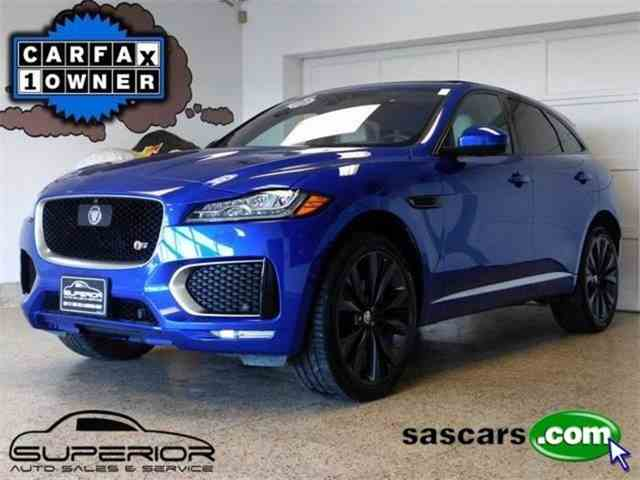 Picture of '17 F-PACE - NSJ3