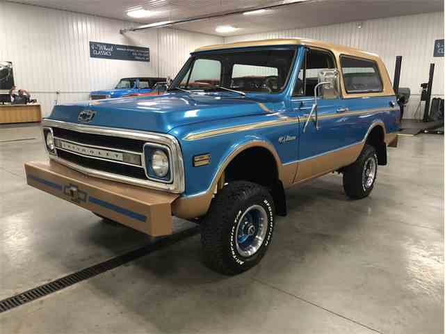 Picture of '72 Blazer - NSYW
