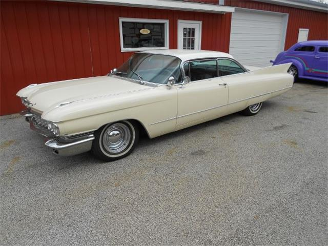 Picture of Classic 1960 Cadillac Coupe DeVille located in Cadillac Michigan Offered by  - NXD5