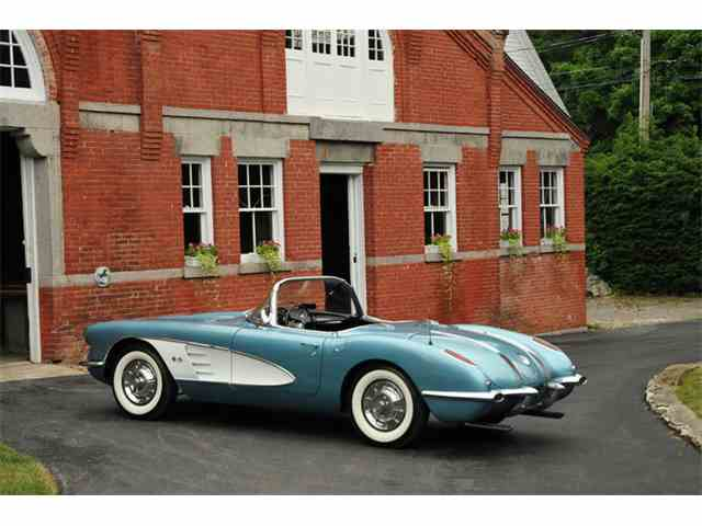 Picture of '58 Corvette - NSYX