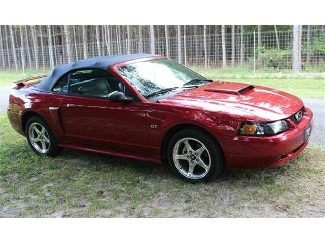 Picture of '03 Mustang - NXEP