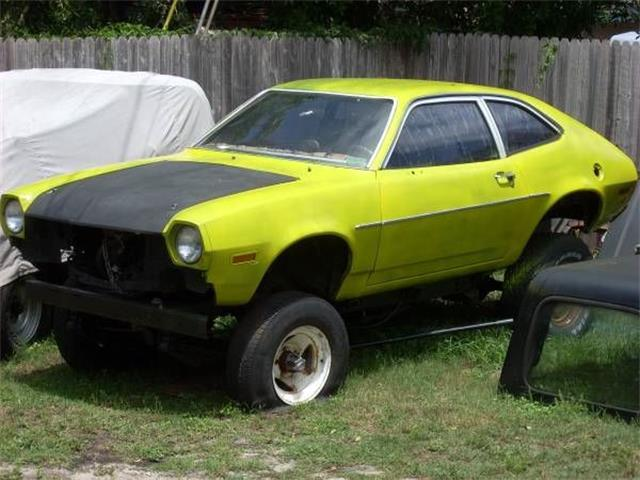 Classic ford pinto for sale on classiccars 1972 ford pinto publicscrutiny Images