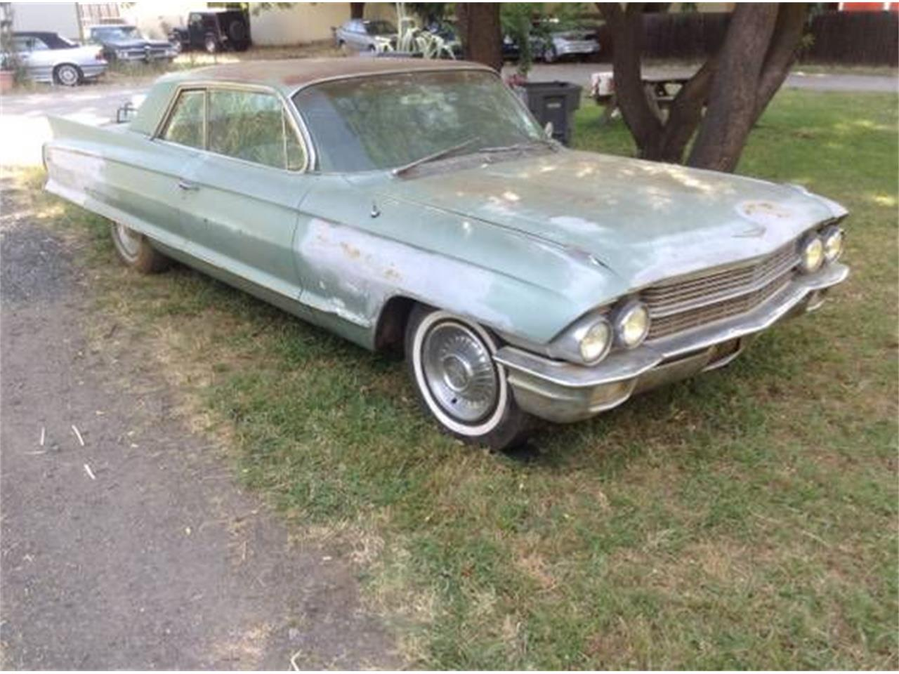 Large Picture Of 62 Coupe Deville Nxg6