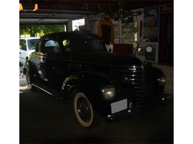 Picture of '39 Plymouth Business Coupe located in Cadillac Michigan - $33,495.00 Offered by  - NXGT