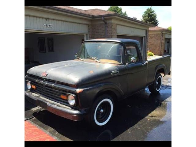 Picture of '63 F100 - NXHH