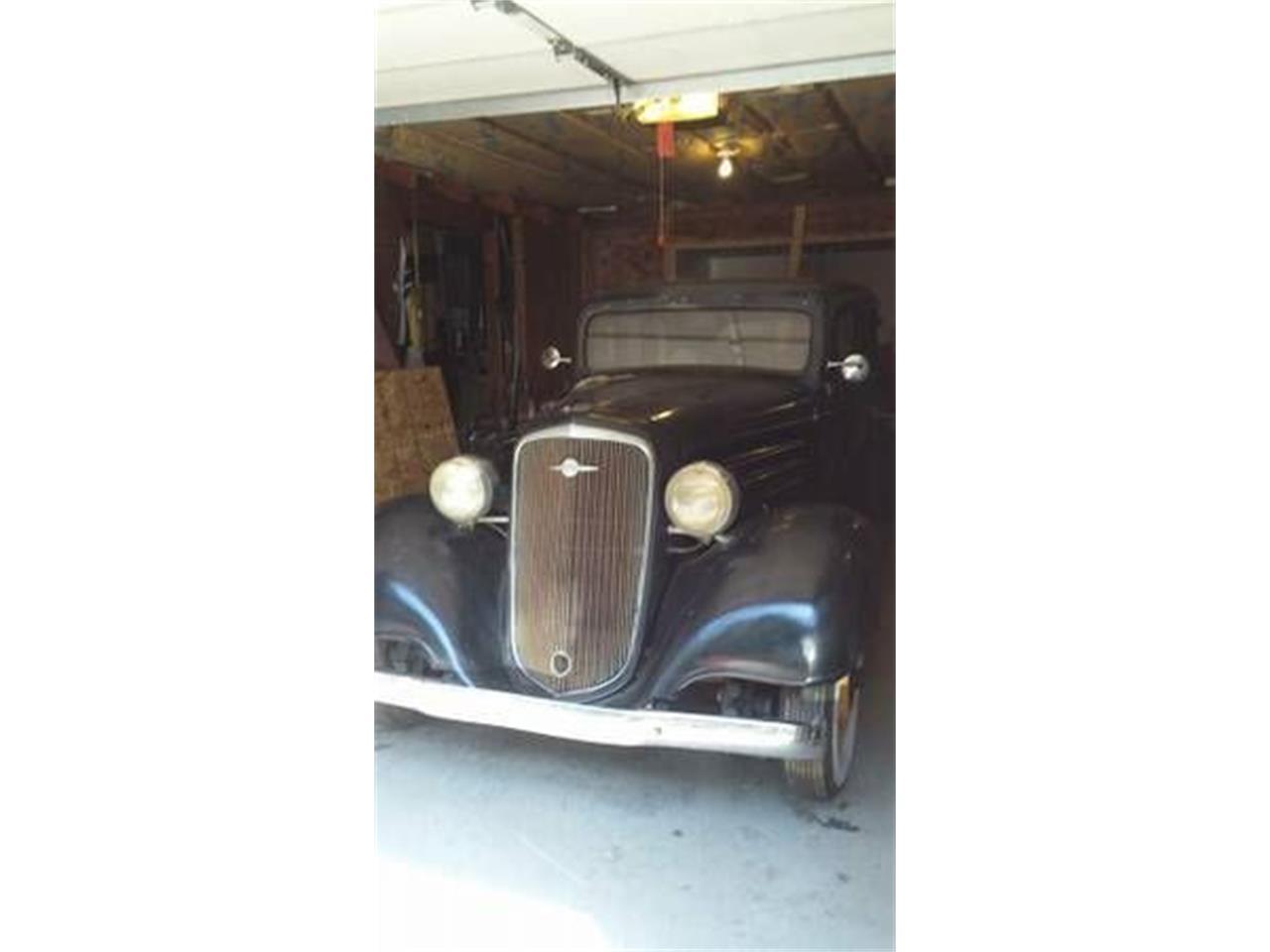 Large Picture of '34 Sedan - NXI5