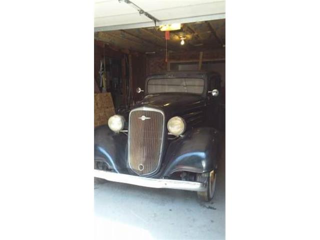 Picture of Classic '34 Sedan located in Michigan Offered by  - NXI5