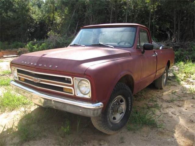 1968 Chevrolet C/K 20