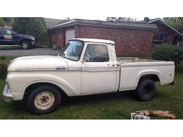 Picture of '63 F100 - NXJL