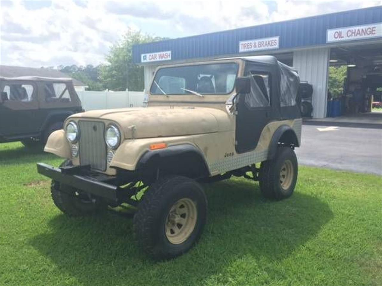 Large Picture of '76 CJ5 - NXLV
