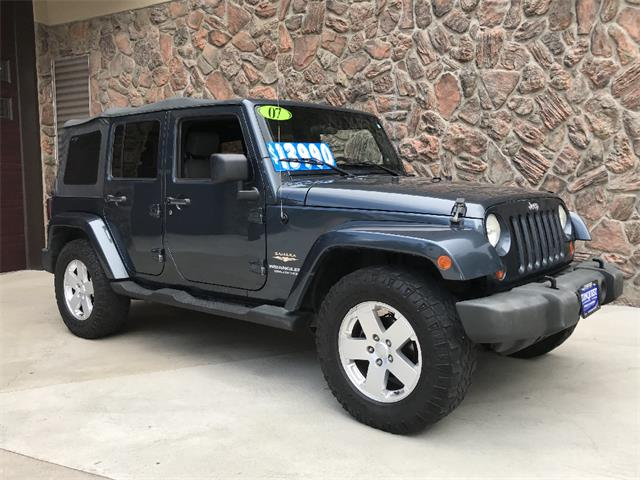 Classic jeep for sale on classiccars pg 23 sort date listed 2007 jeep wrangler publicscrutiny Image collections