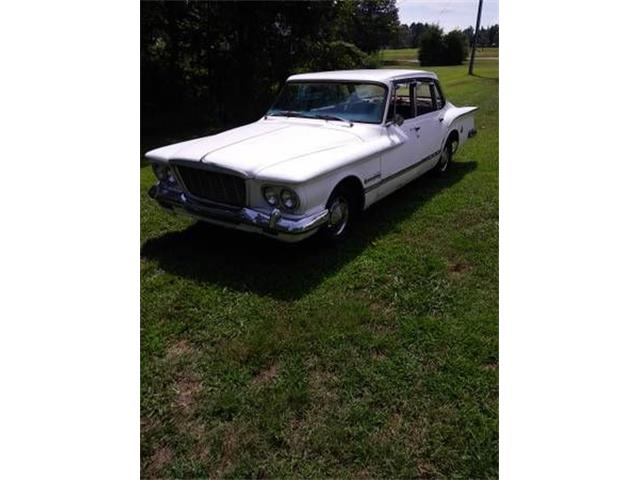 Picture of Classic '62 Plymouth Valiant located in Michigan - NXMZ