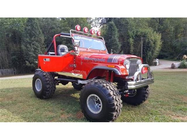Picture of 1980 CJ7 located in Cadillac Michigan - NXN2