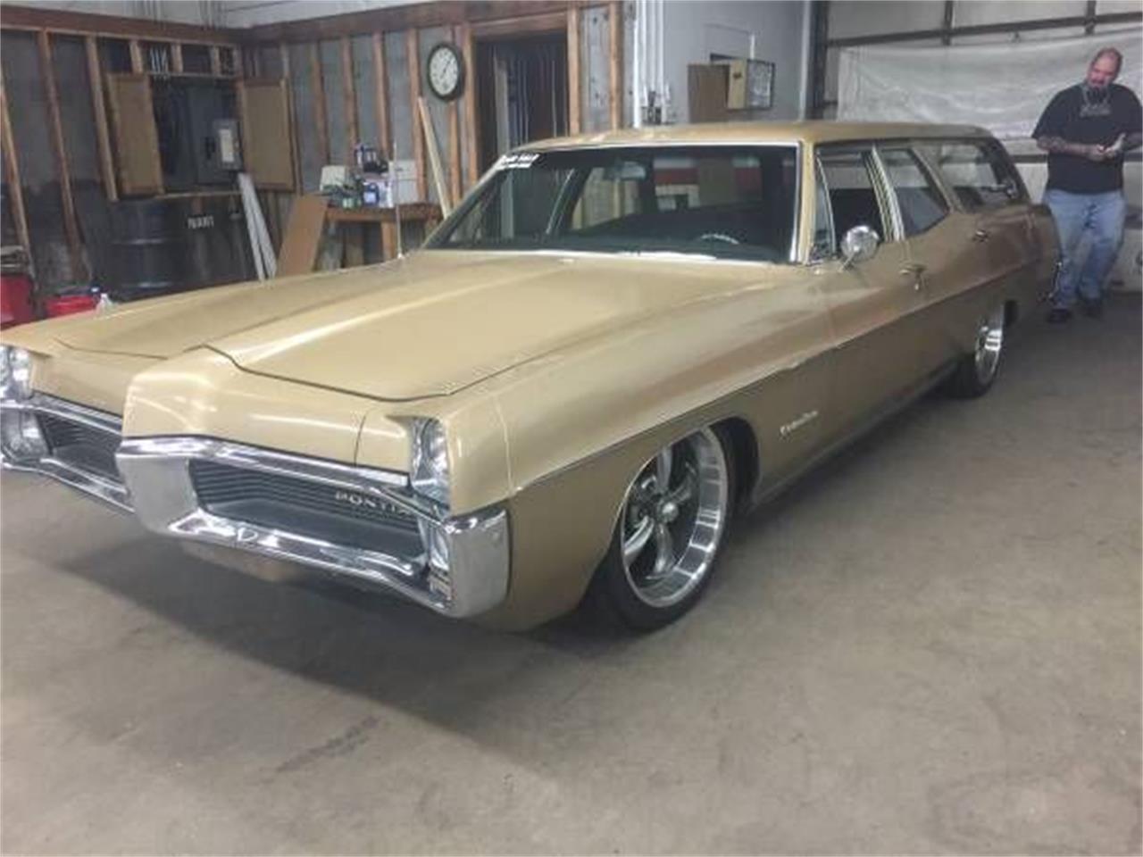 1967 Pontiac Catalina For Sale