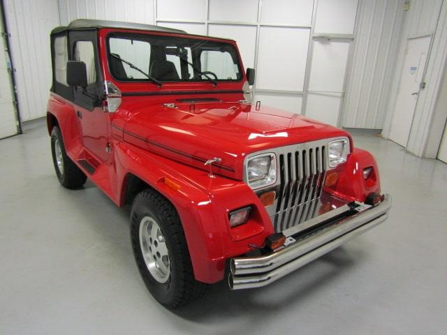 Picture of 1992 Wrangler located in Virginia - $10,987.00 - NSJ7