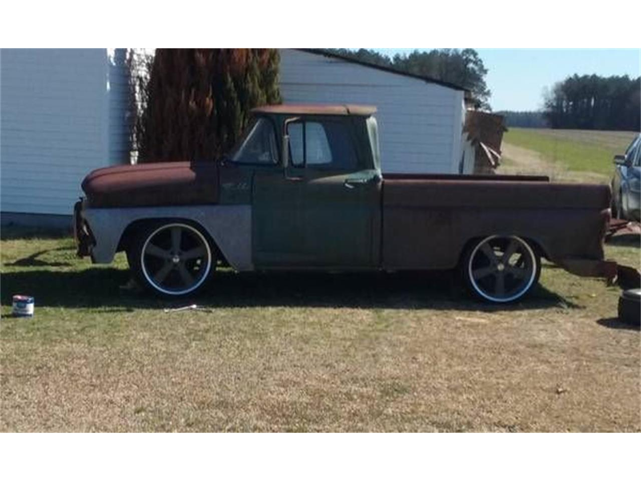 Large Picture of '62 C10 - NXOE