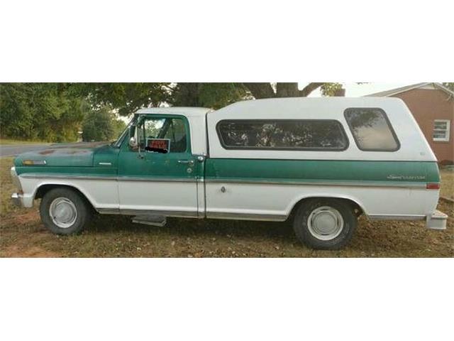 Picture of '71 F100 - NXOK