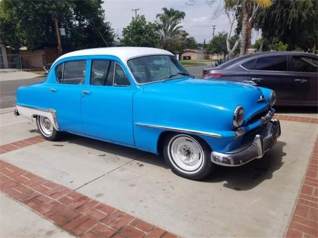 Picture of Classic 1953 Plymouth Cranbrook located in Cadillac Michigan Offered by  - NXPH