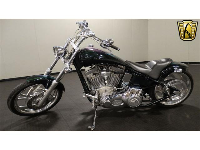 Picture of 2003 Custom Motorcycle located in Memphis Indiana Offered by  - NSJ8