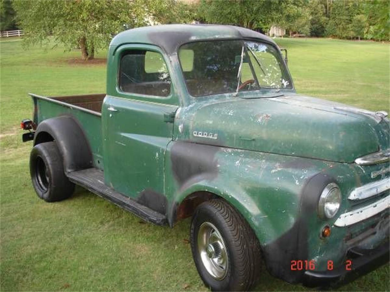 1949 Dodge Street Rod For Sale Cc 1116819 Stepside Truck Large Picture Of 2049500 Offered By Classic Car Deals Nxqr
