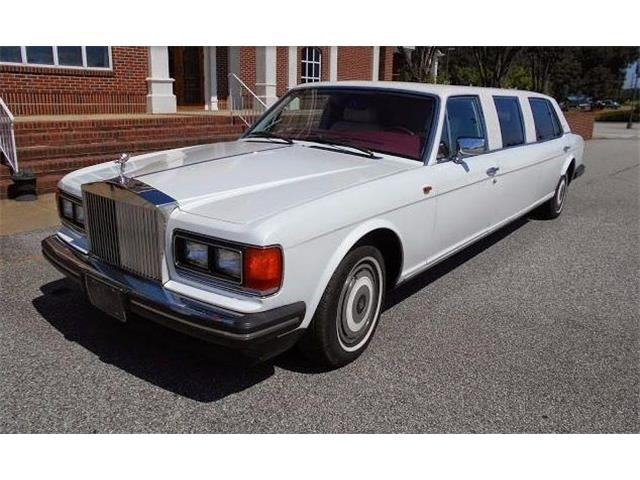 Picture of 1989 Rolls-Royce Silver Spur located in Cadillac Michigan - $72,995.00 Offered by  - NXRD