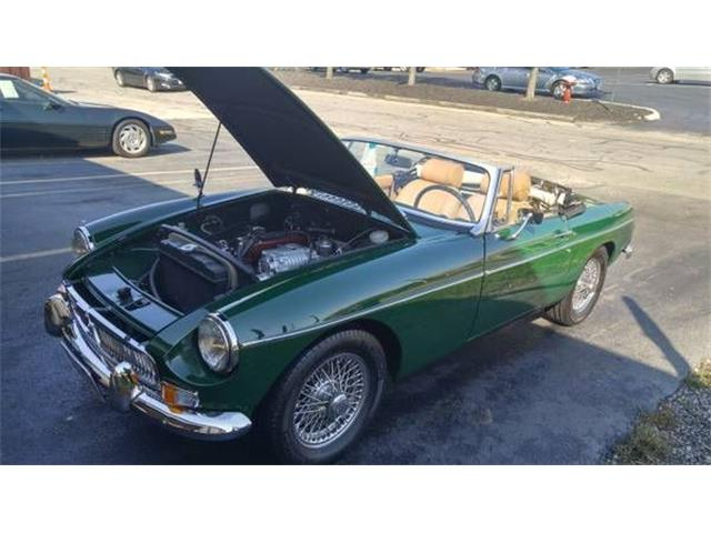 Picture of '69 MGB - NXRJ