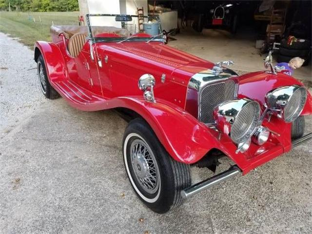Picture of 1937 Jaguar SS100 located in Cadillac Michigan Offered by  - NXRU