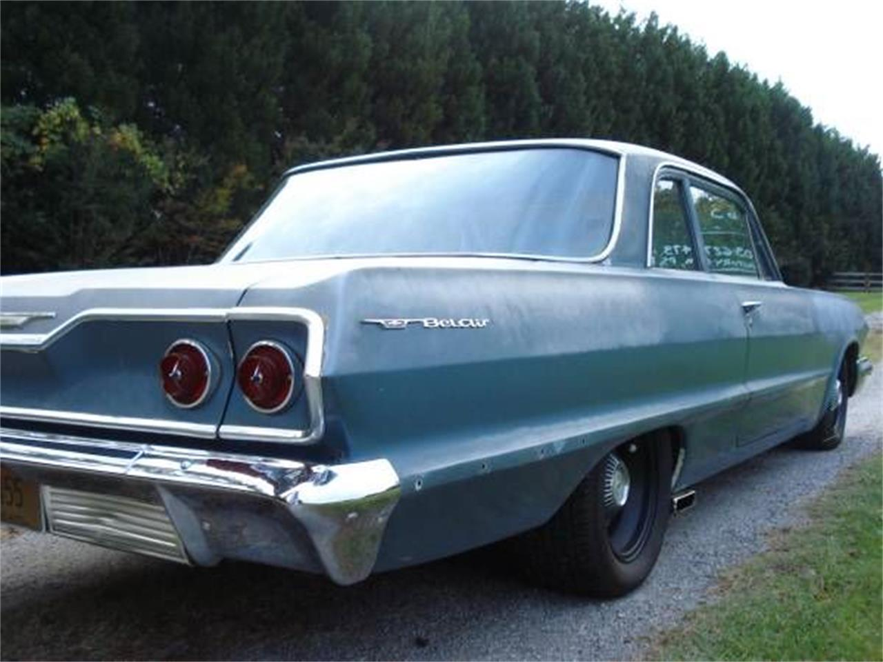 Large Picture of '63 Bel Air - NXS1