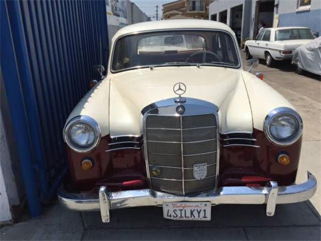 Picture of Classic '59 Mercedes-Benz 190 - $30,995.00 - NXSJ