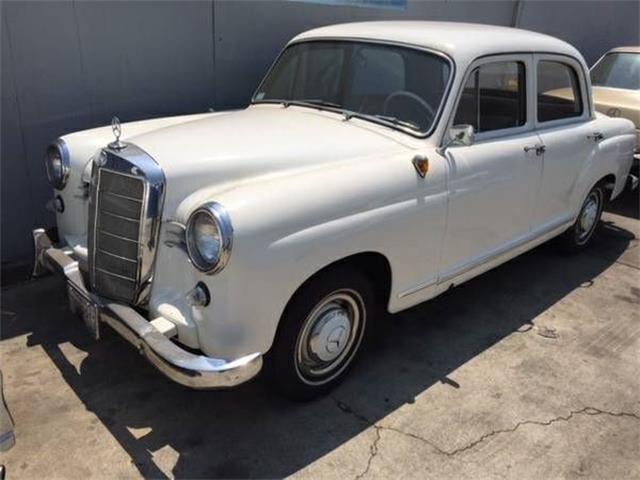1959 Mercedes-Benz 190