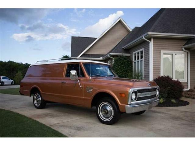 Picture of Classic 1970 Panel Truck located in Cadillac Michigan - $20,495.00 - NXSP
