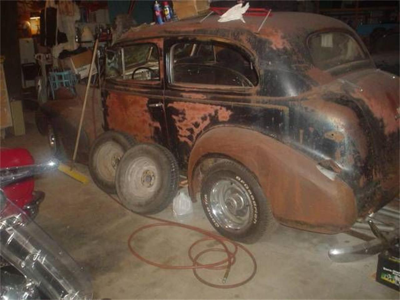 Large Picture of '39 Sedan - NXSY