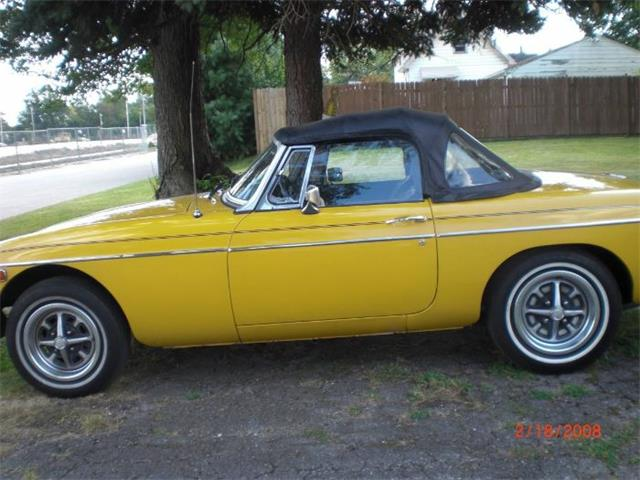 Picture of '78 MGB - NXSZ