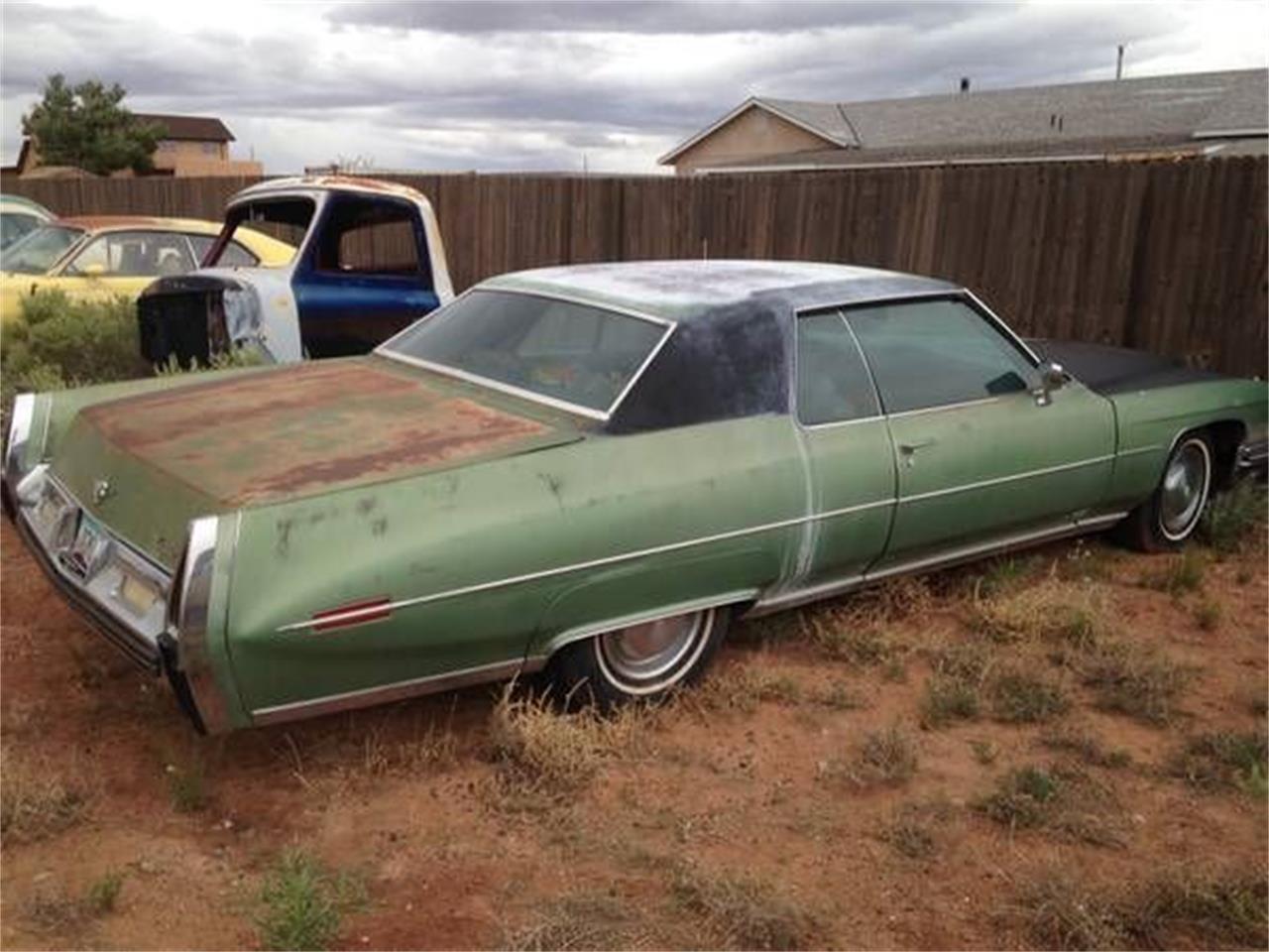1973 Cadillac Coupe DeVille for Sale   ClassicCars.com
