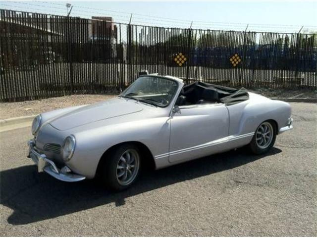 Picture of 1969 Karmann Ghia located in Cadillac Michigan - NXTZ