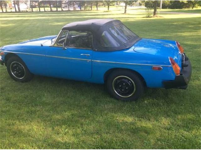 Picture of '78 MGB - NXU5