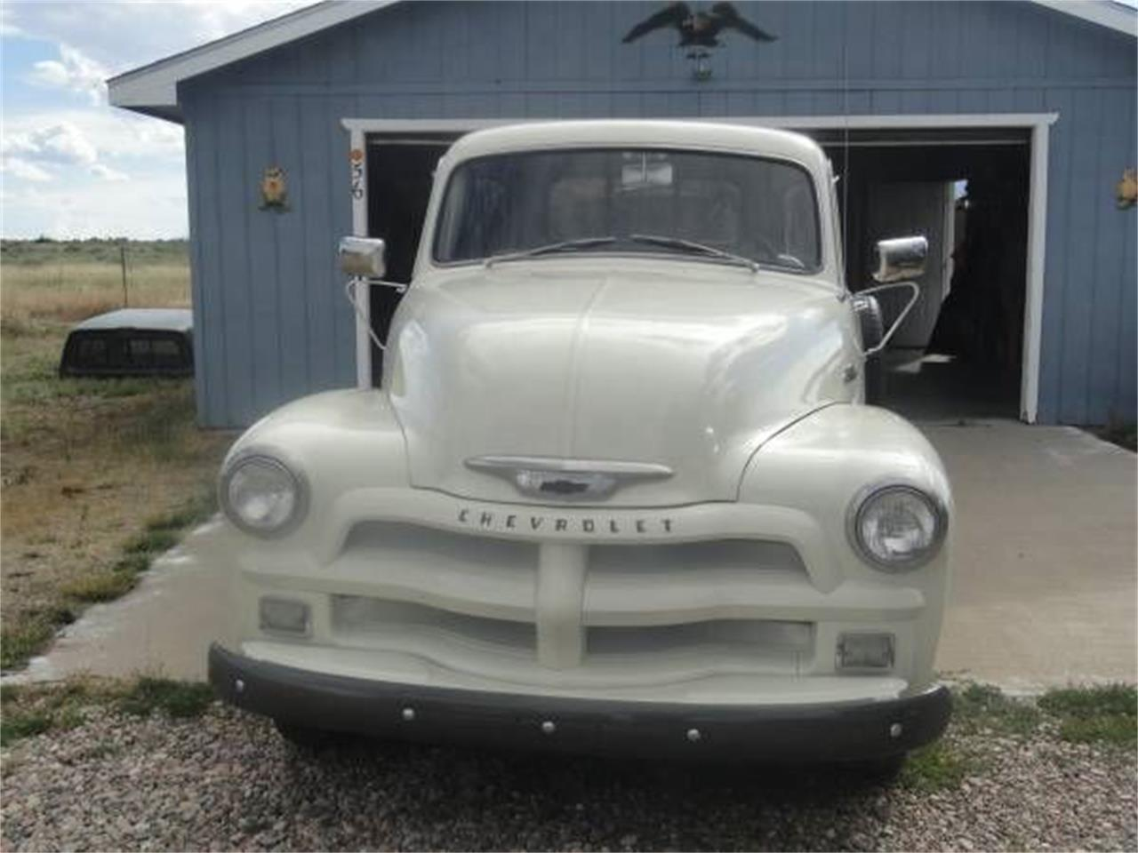1954 Chevrolet 3100 For Sale Cc 1117004 Pickup Truck Large Picture Of 54 Nxvw