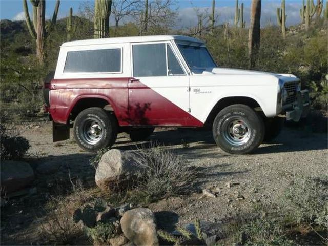 Picture of '72 Bronco - NXWO