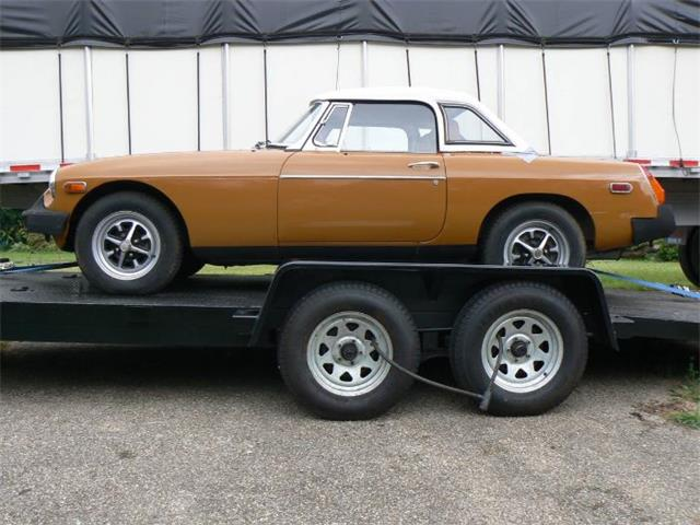 Picture of '76 MGB - NXWS
