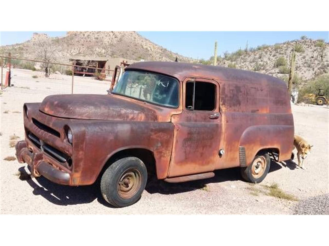 1957 Dodge D100 For Sale Cc 1117061 1949 Truck Large Picture Of Offered By Classic Car Deals Nxxh
