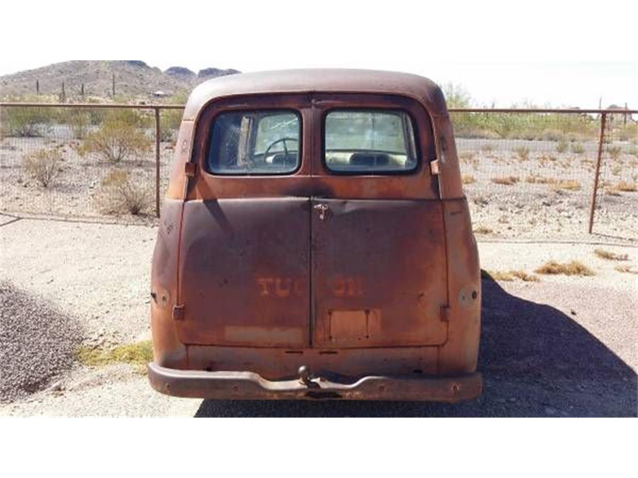 Large Picture of '57 D100 - NXXH