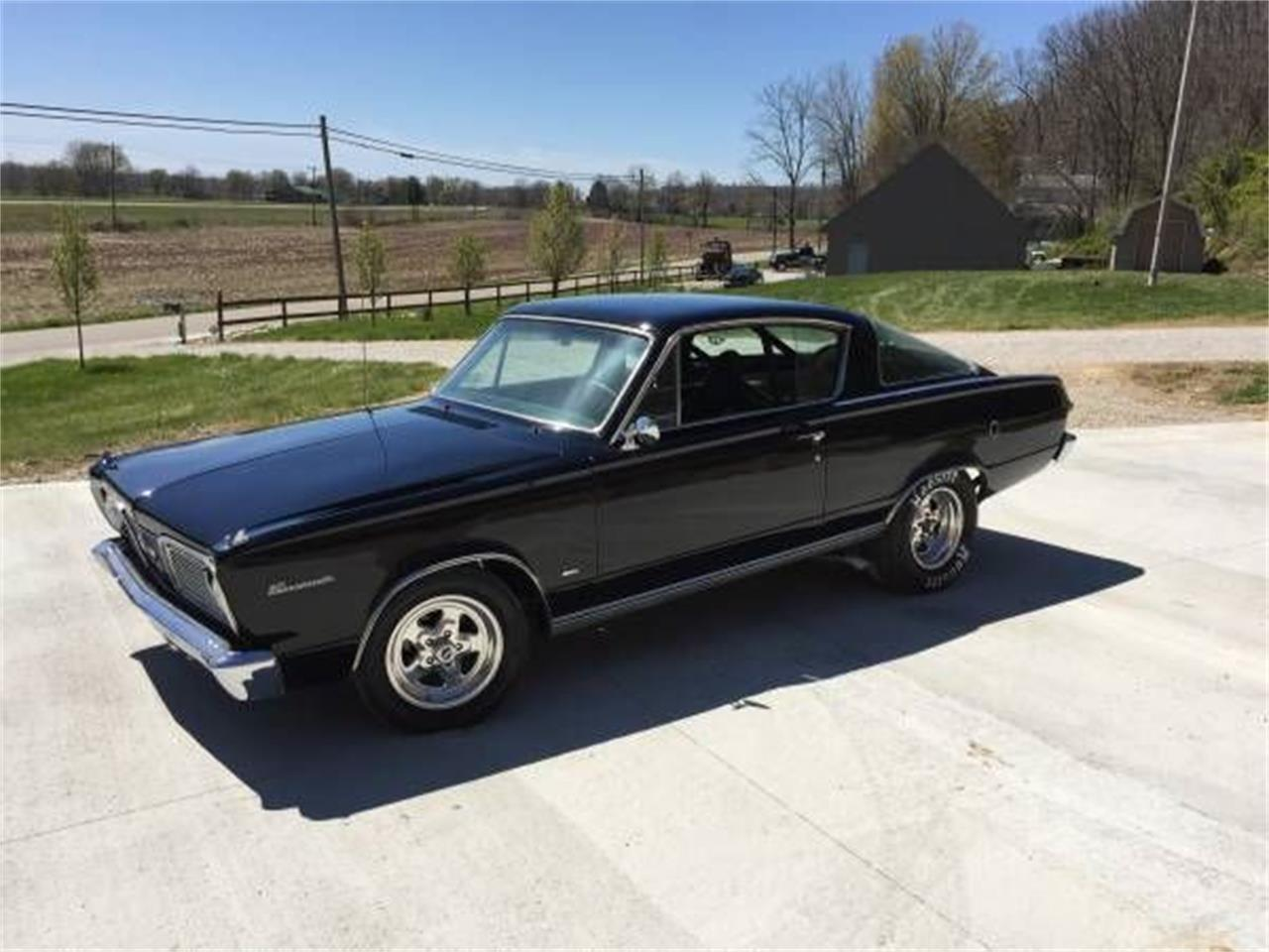 Large Picture of '66 Barracuda - NXZ4