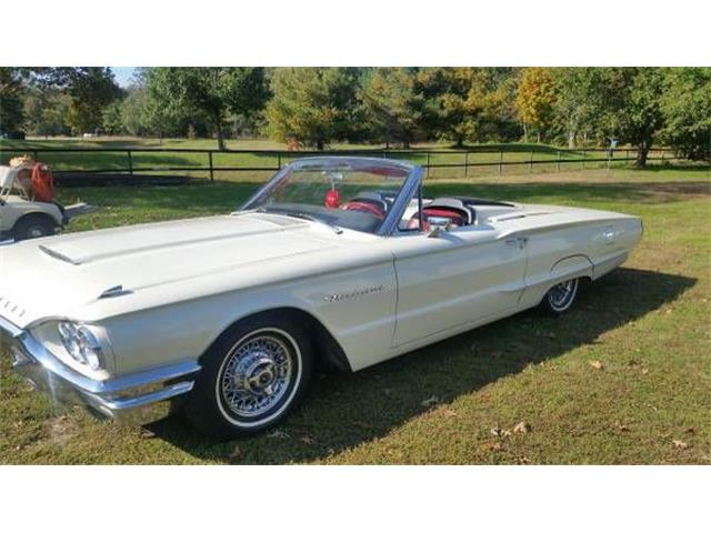 Picture of '64 Ford Thunderbird located in Michigan - $26,495.00 - NXZ9