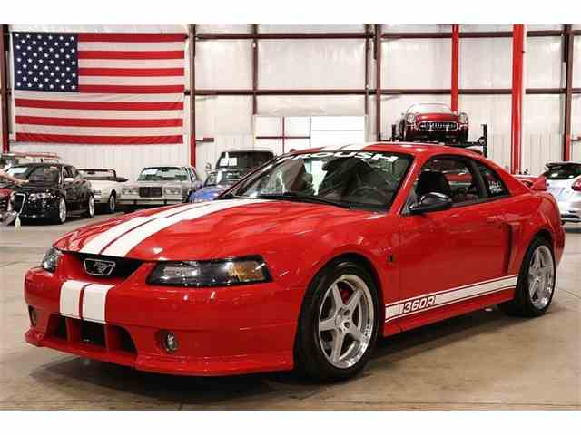 Picture of '02 Mustang - NT16