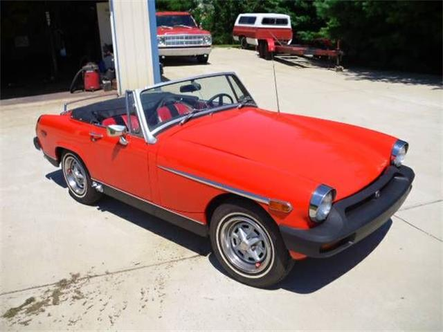 Picture of '79 MG Midget - $10,295.00 Offered by  - NXZR