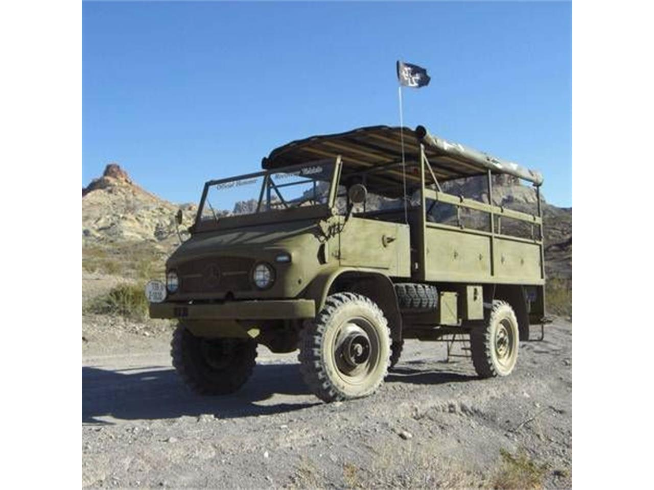 Large Picture of '69 Unimog - NY06