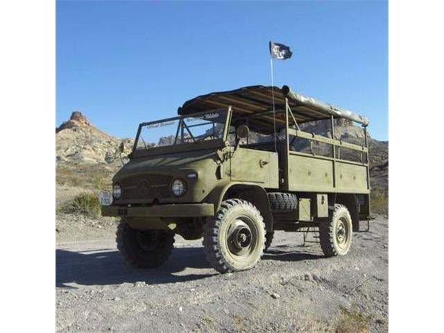Picture of '69 Unimog - NY06