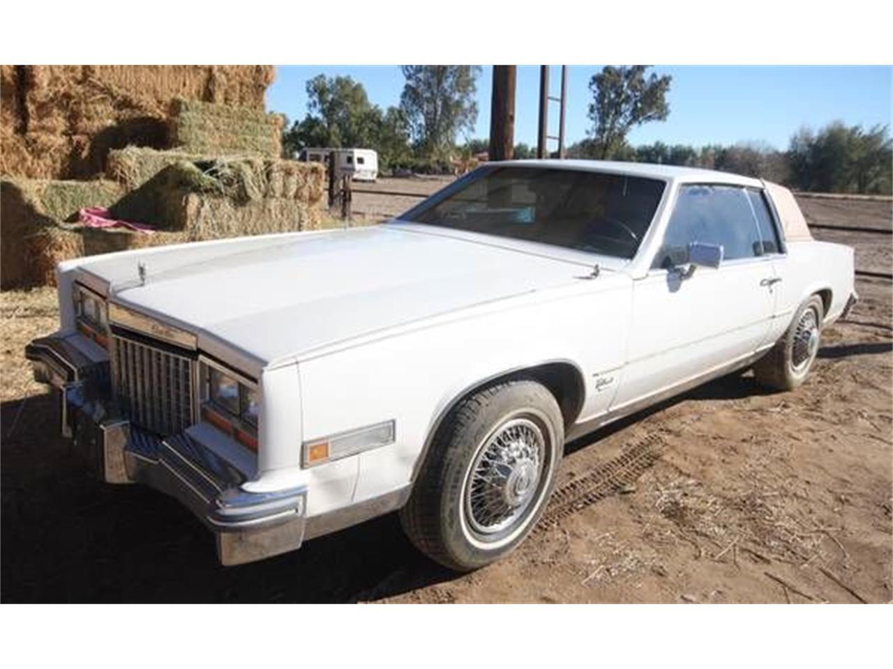 1980 cadillac eldorado for sale classiccars cc 1117176 1986 Cadillac Eldorado large picture of 80 eldorado ny0o